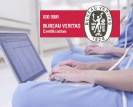 万欣和通过ISO9001质量认证2012年度审核!