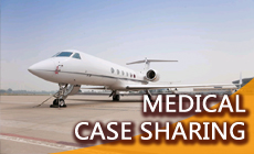"""Air ambulance"" ensures you the best medical service in the air!"
